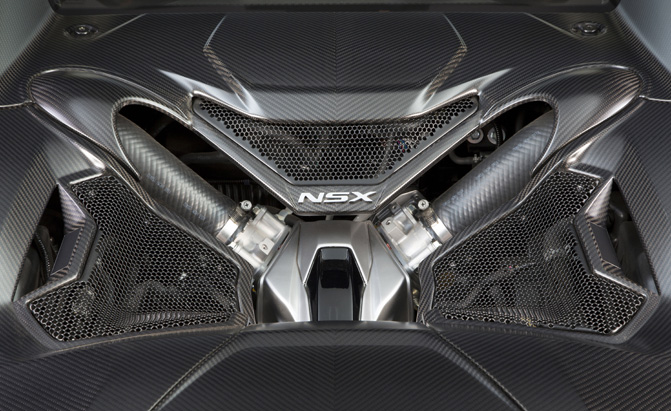 Top Things You Need To Know About The Acura NSX - Acura nsx motor