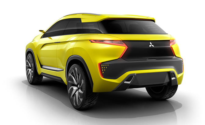 Mitsubishi Launching Five New Crossovers, SUVs by 2020