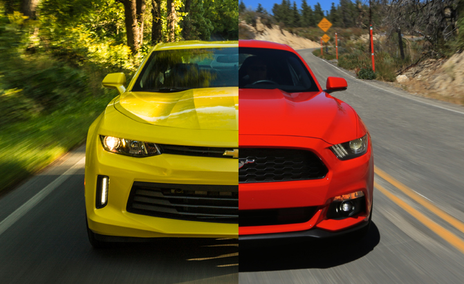 Poll: Ford Mustang or Chevrolet Camaro? » AutoGuide.com News