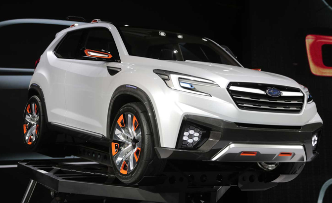 The Subaru Ascent Could be Your Favorite New 3-Row Crossover » AutoGuide.com News