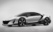 Baby NSX to be a Hybrid Honda S2000 Successor: Rumor