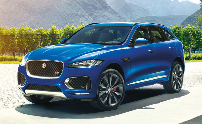Mazda Santa Fe >> Jaguar Readying Inline-Six Engine, Electric F-Pace Crossover