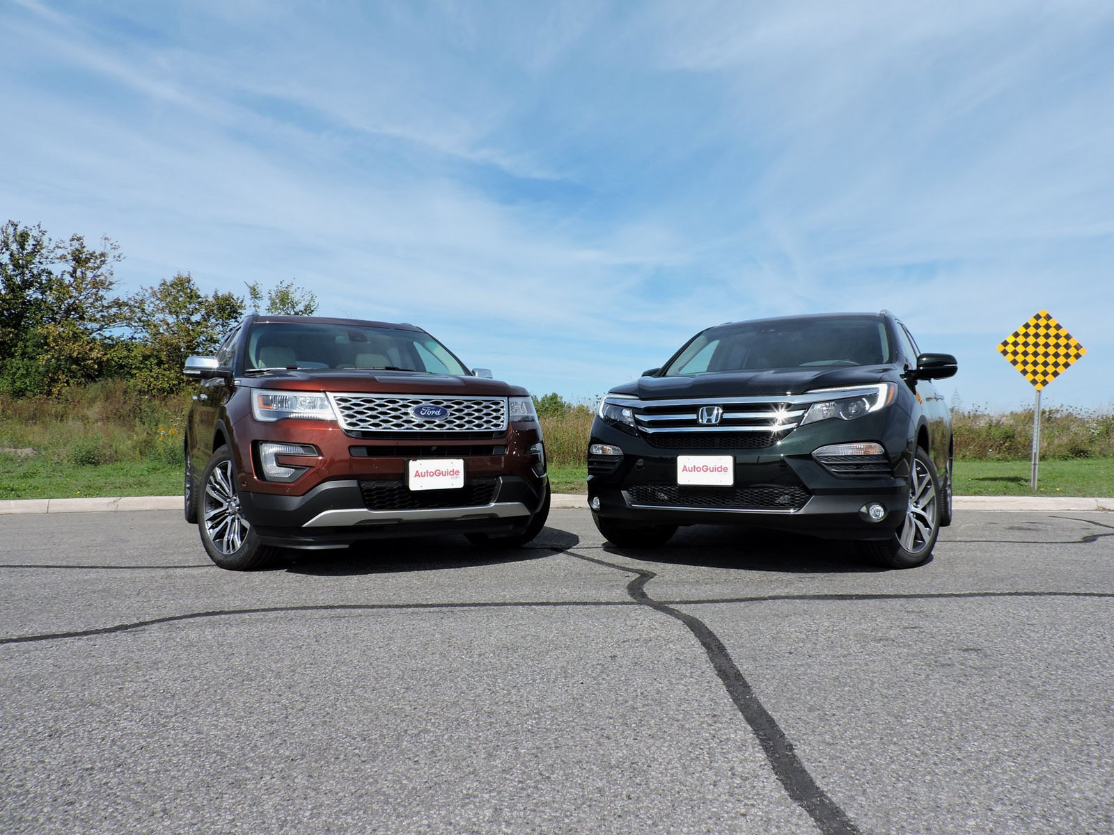 2016 ford explorer vs 2016 honda pilot 01
