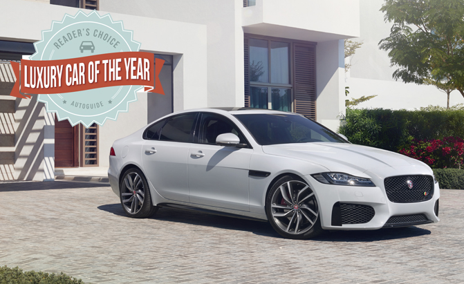 Marvelous Jaguar XF Wins 2016 AutoGuide.com Readeru0027s Choice Luxury Car Of The Year  Award