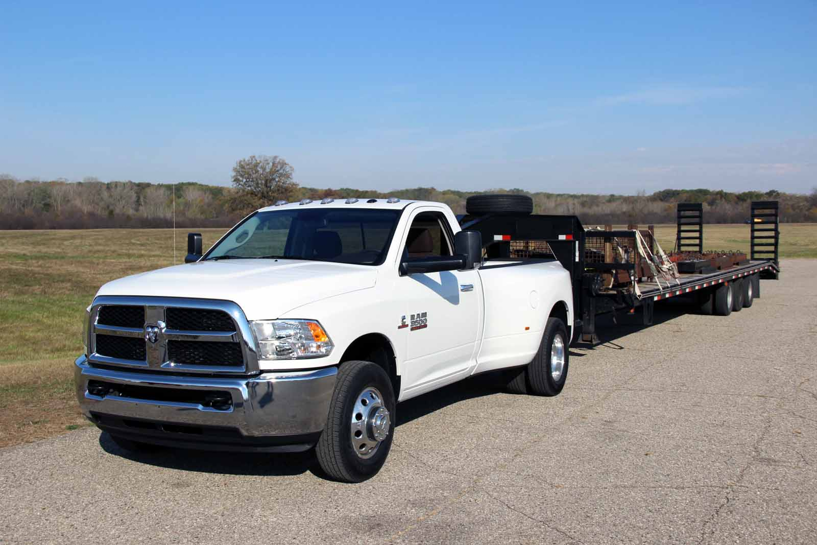 Wonderful 2016 Ram 3500 HD Review  AutoGuidecom News