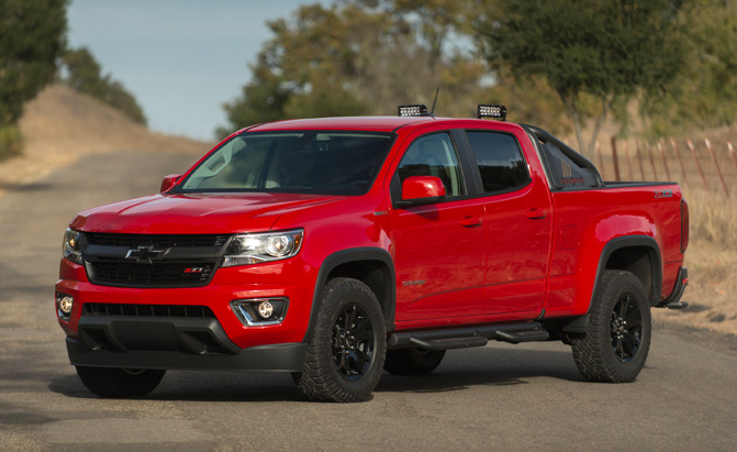 chevrolet colorado is america 39 s most fuel efficient pickup. Black Bedroom Furniture Sets. Home Design Ideas