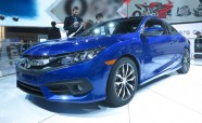 2016 Honda Civic Coupe Brings Sexy Back