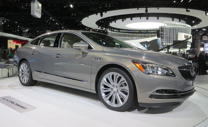 Creative 2017 Buick LaCrosse Video First Look