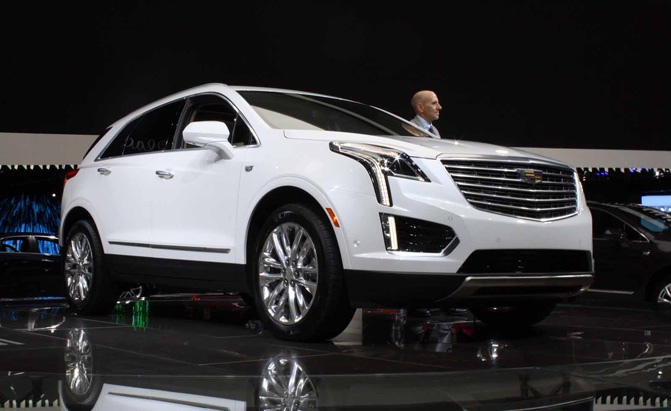 New 2017 Cadillac XT5 Video First Look