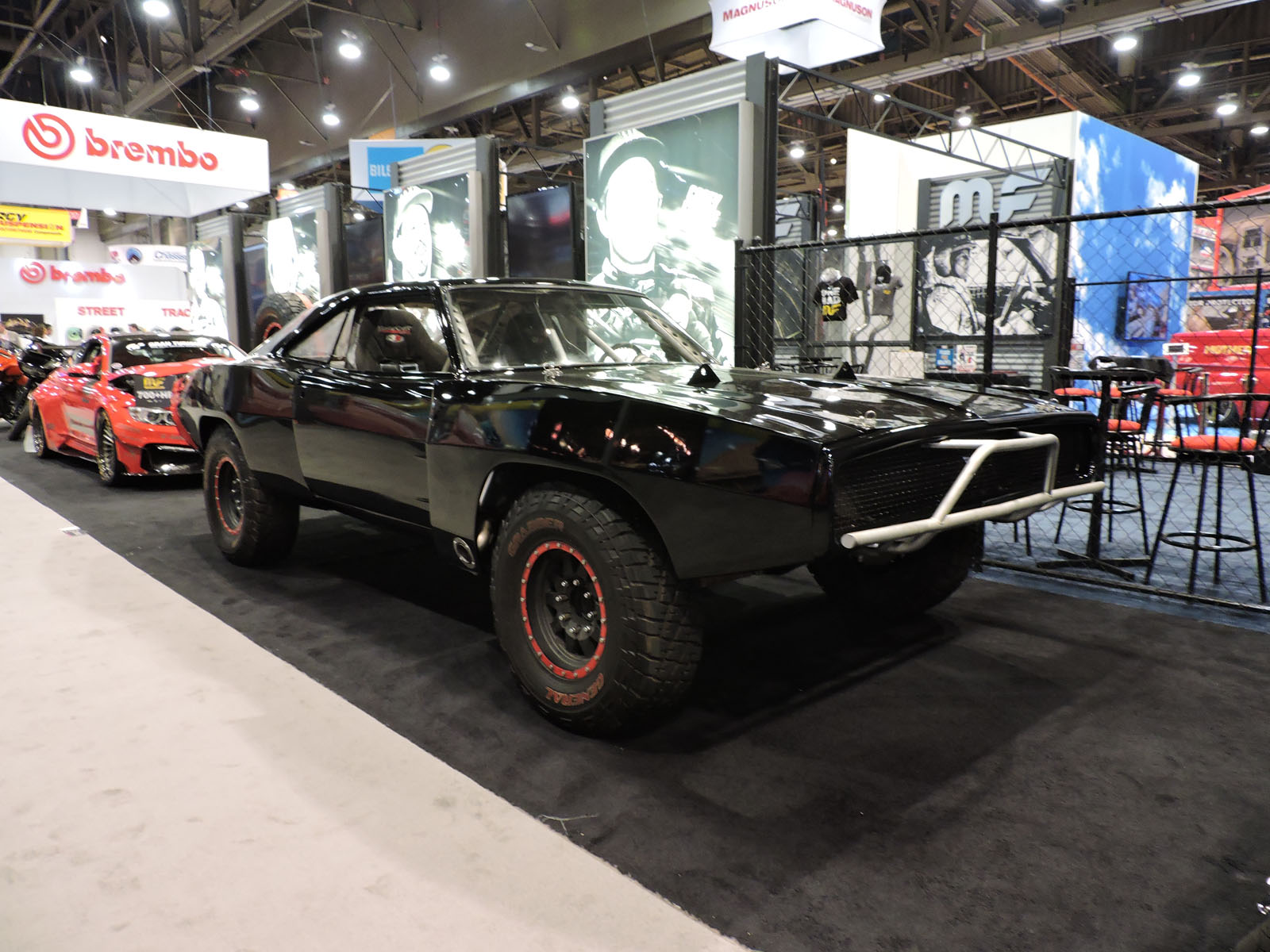 top 10 sema cars ready for the end of the world news. Black Bedroom Furniture Sets. Home Design Ideas