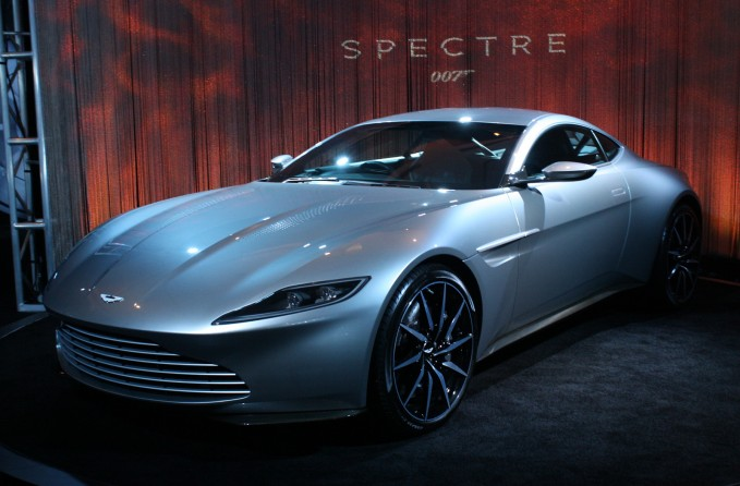 James Bond's Aston Martin DB10 to be Auctioned for Charity on aston martin suv, aston martin 4 door, aston martin skyfall, aston martin db12, aston martin vanquish, aston martin engine, aston martin zagato, aston martin db11, aston martin gt, aston martin prototype, aston martin rapide, aston martin interior, aston martin amv10, aston martin db9, aston martin db 212, aston martin db5, aston martin db7, aston martin virage, aston martin dbc, aston martin db6,