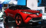 Scion C-HR Concept Video, First Look