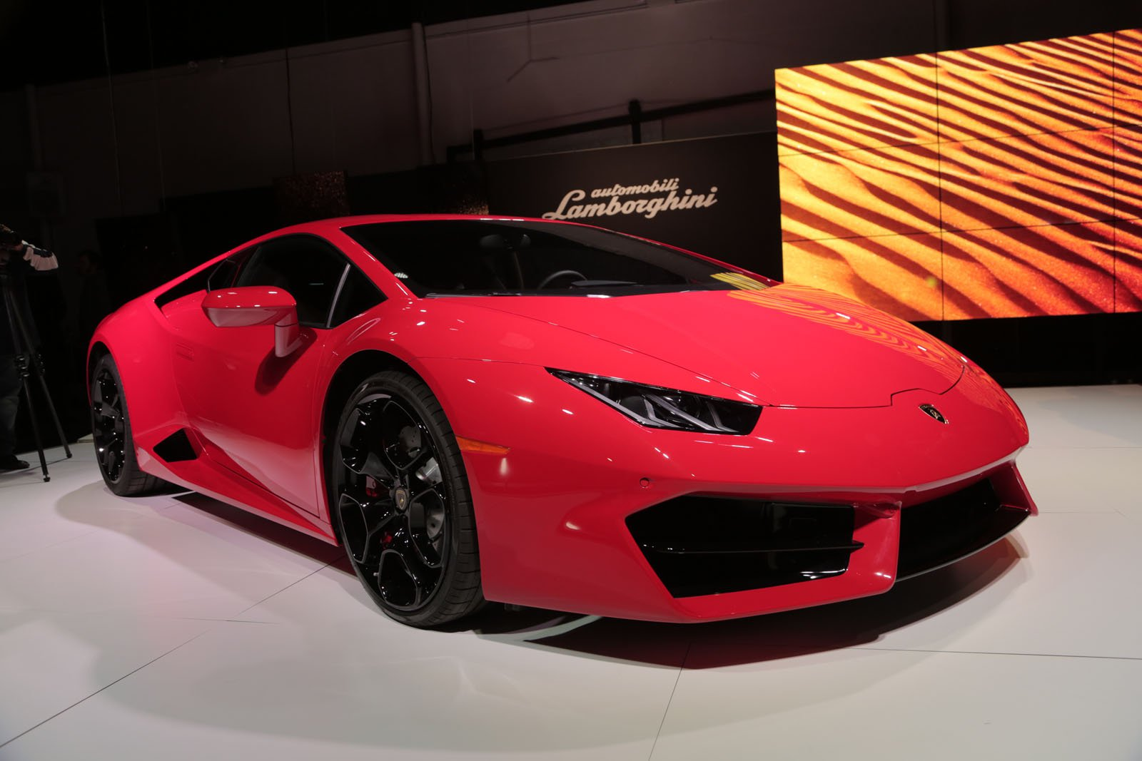 top five cars of the 2015 l a auto show news. Black Bedroom Furniture Sets. Home Design Ideas