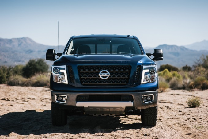 2016 nissan titan xd review news. Black Bedroom Furniture Sets. Home Design Ideas