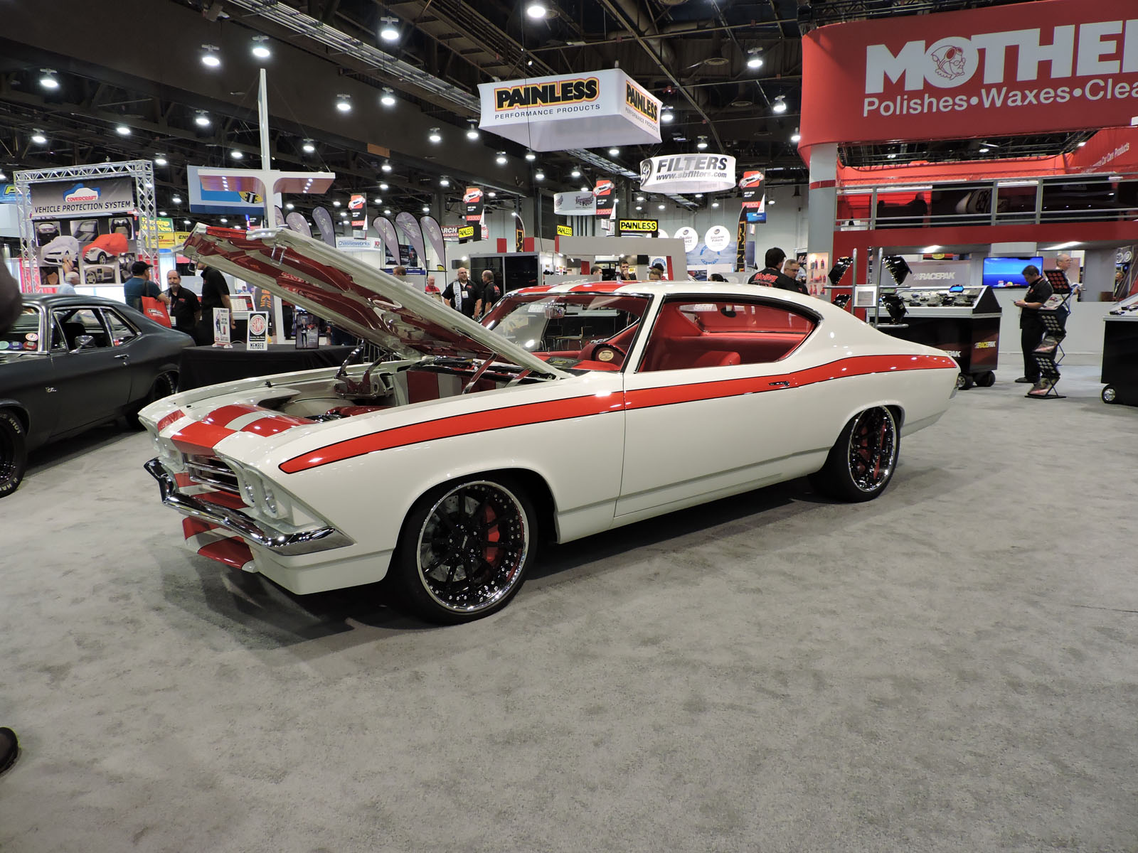 top 10 classic muscle cars of sema 2015 » autoguide news