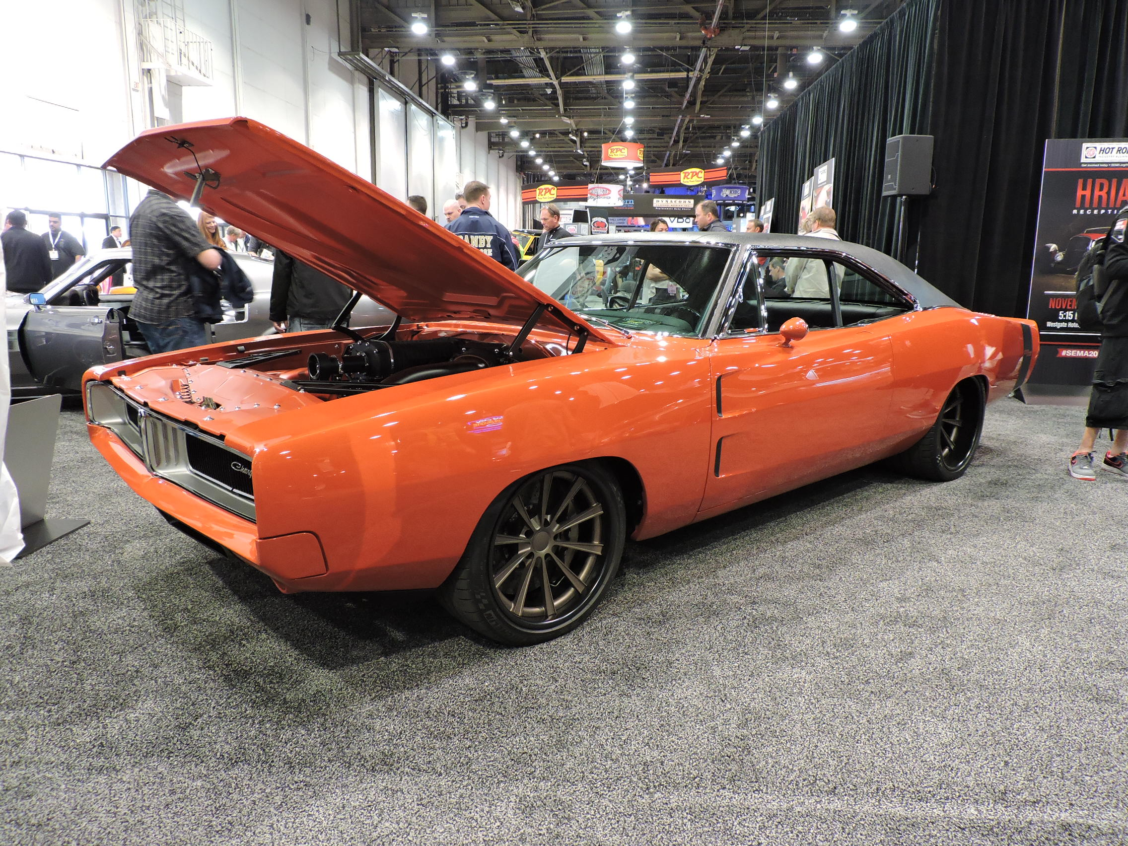 Top 10 Classic Muscle Cars Of SEMA 2015 » AutoGuide.com News