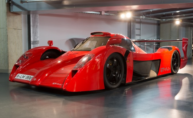 Toyota GT One Road Car