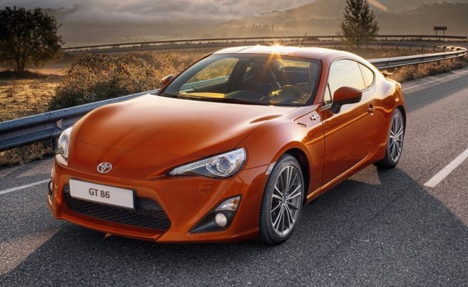 Good Toyota GT86