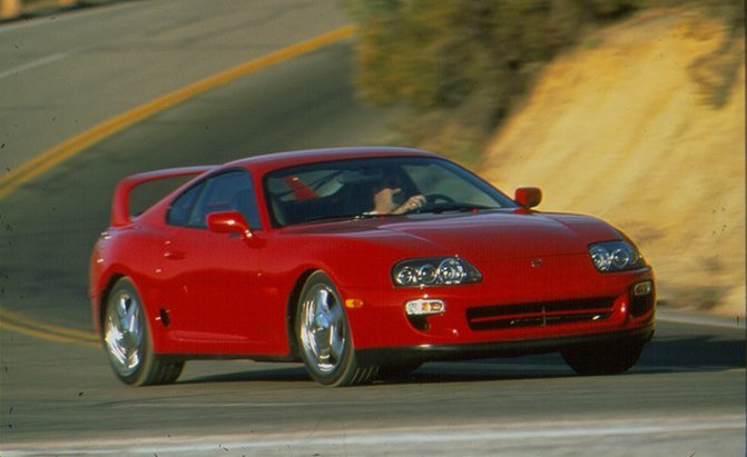 Elegant Toyota Supra Turbo. The Supra Is Easily Toyotau0027s Ultimate Halo Car.