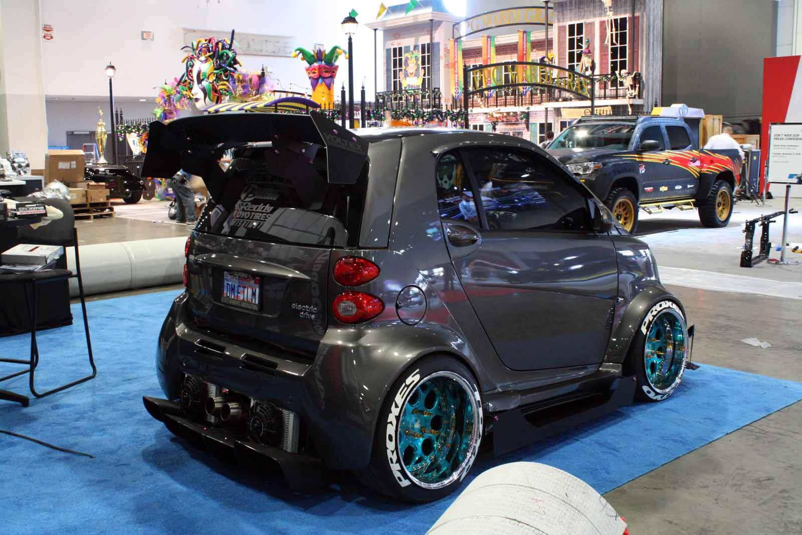 Top 10 Worst Ugly And Tacky Cars From Sema 2015