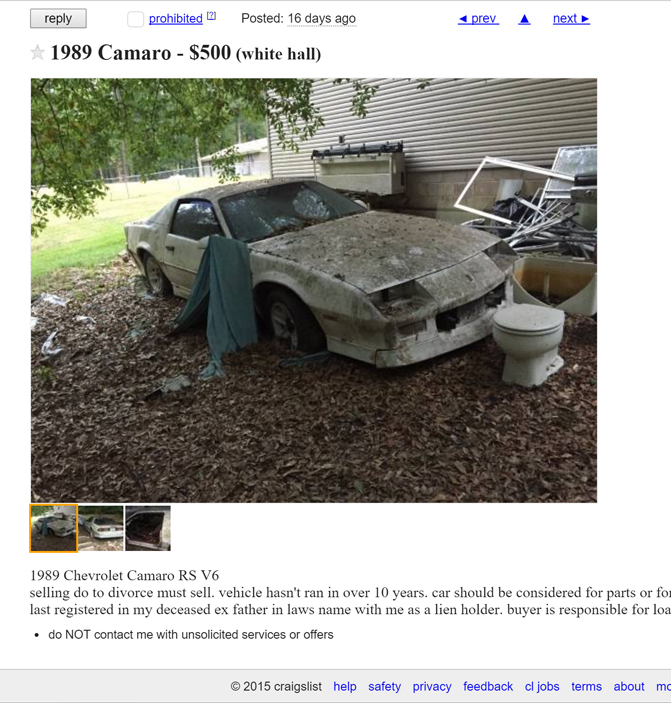 8 of the Most Hilariously Awful Craigslist Ads We've Seen ...