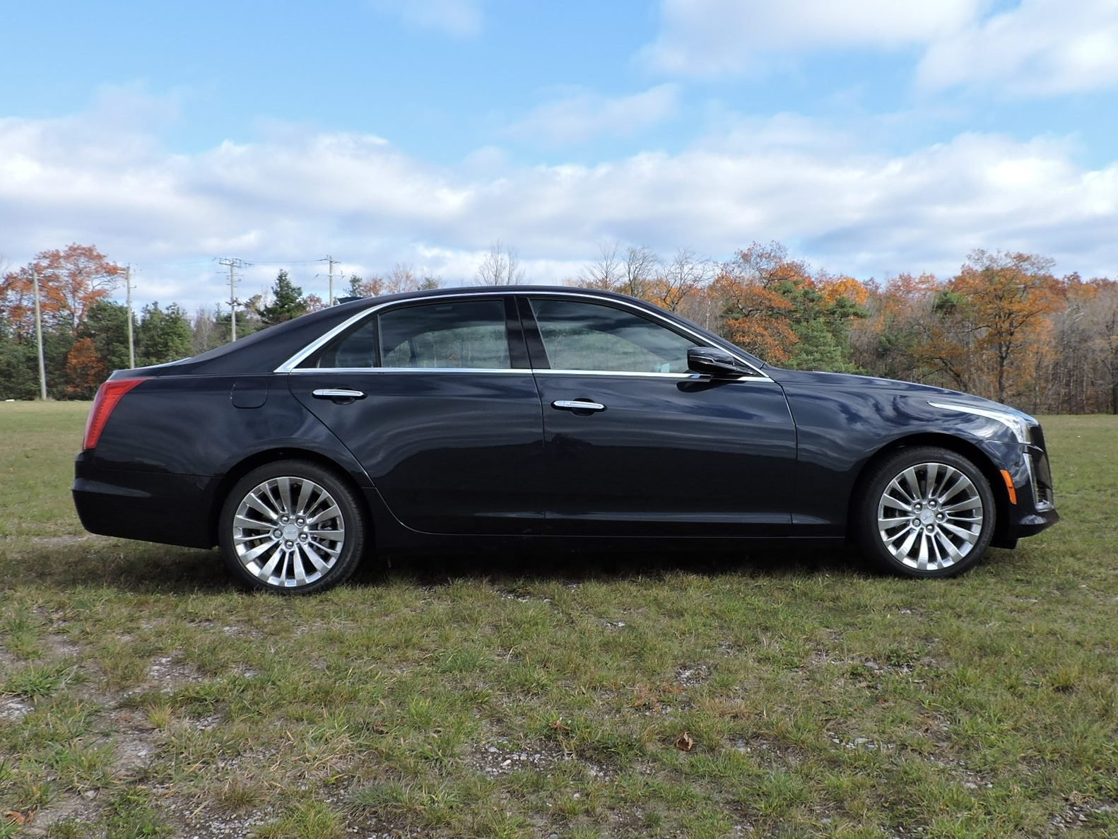 2016 Cadillac Cts 3 6l Awd Review Autoguide Com
