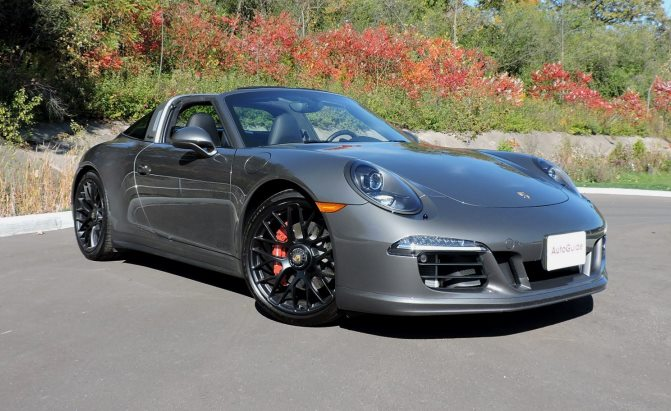 Porsche Annual Sales Crack 200K For First Time