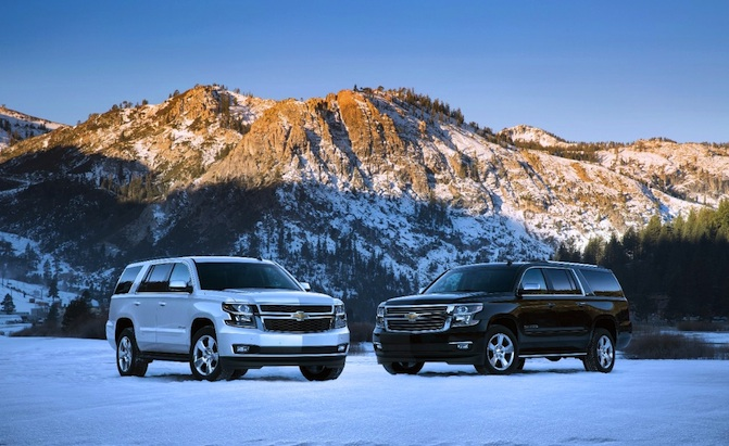 There's a Big Issue with GM's SUVs and No One Seems to Have