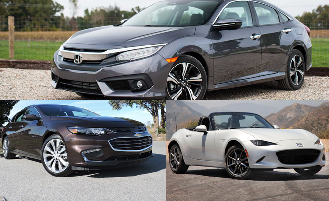 2016 North American Car And Truck Of The Year Finalists Announced