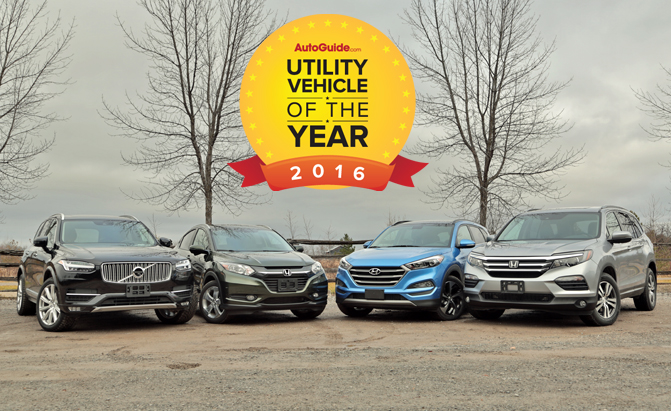 Suv Of The Year Archives Autoguide Com News