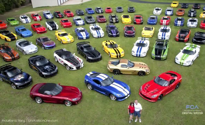 dodge-viper-collection