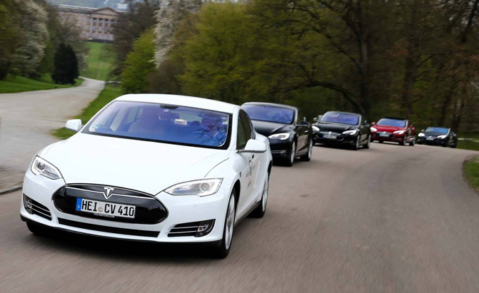 Most Early Teslas Will Breakdown By 60 000 Miles Report