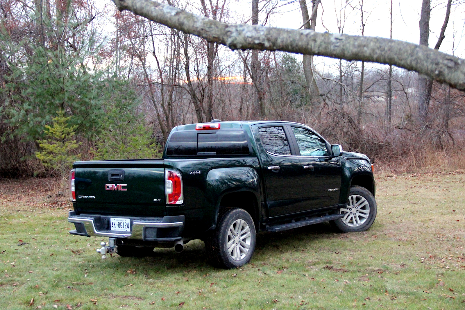 gmc canyon diesel 2016 truck of the year nominee news. Black Bedroom Furniture Sets. Home Design Ideas