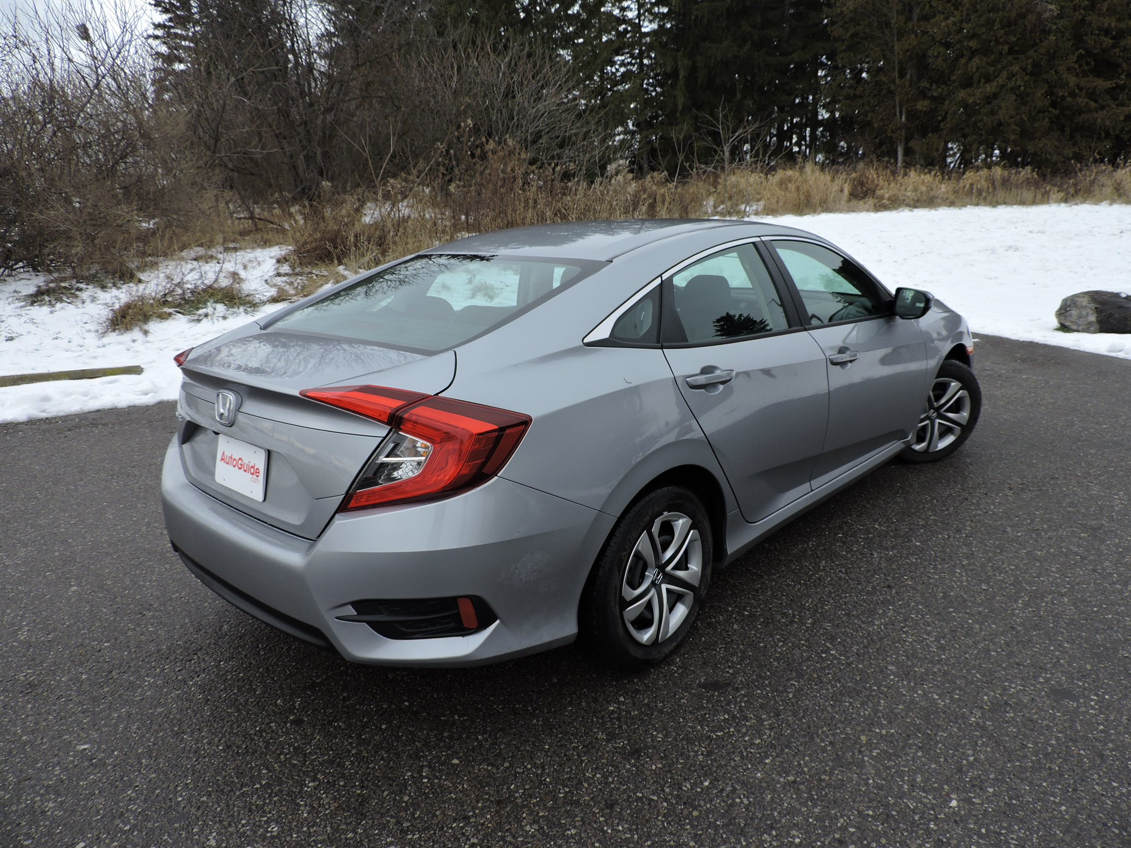 2016 honda civic lx review news for Honda civic com