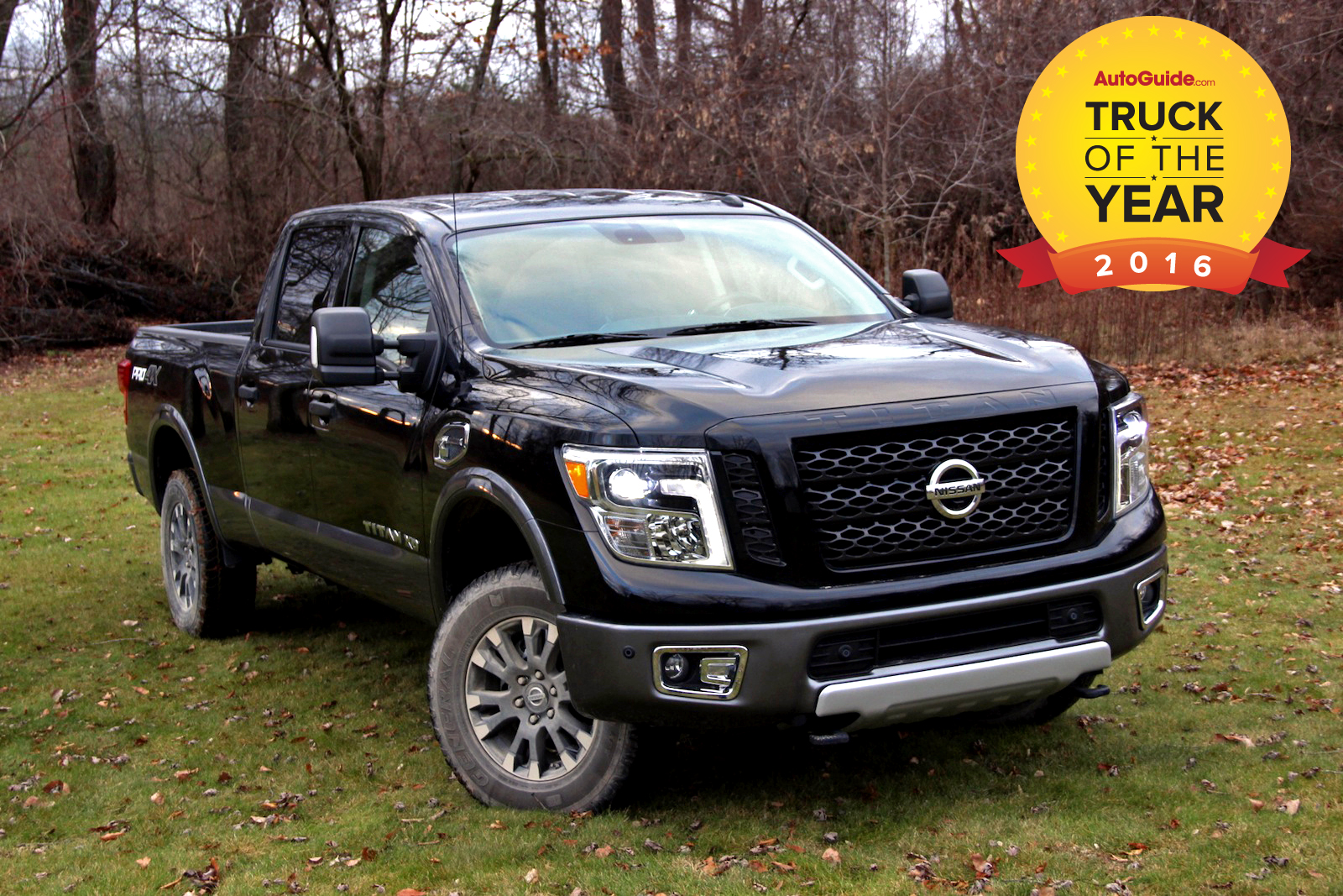 2016 Autoguide Truck Of The Year Winner