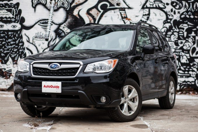 10 things i learned about the 2016 subaru forester news. Black Bedroom Furniture Sets. Home Design Ideas