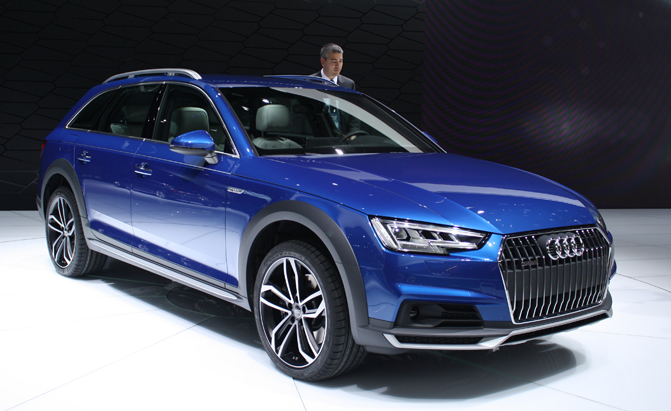 2017 Audi Allroad Crosses Over Into A New Generation