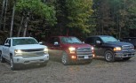 2016 Ford F-150 vs Ram 1500 EcoDiesel vs Chevy Silverado