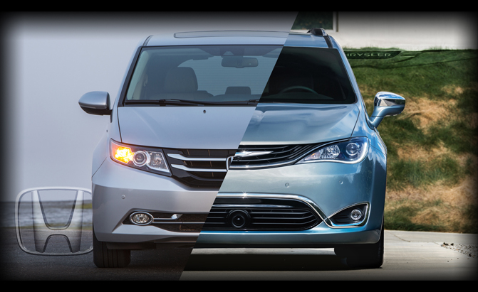 Poll Honda Odyssey Or Chrysler Pacifica