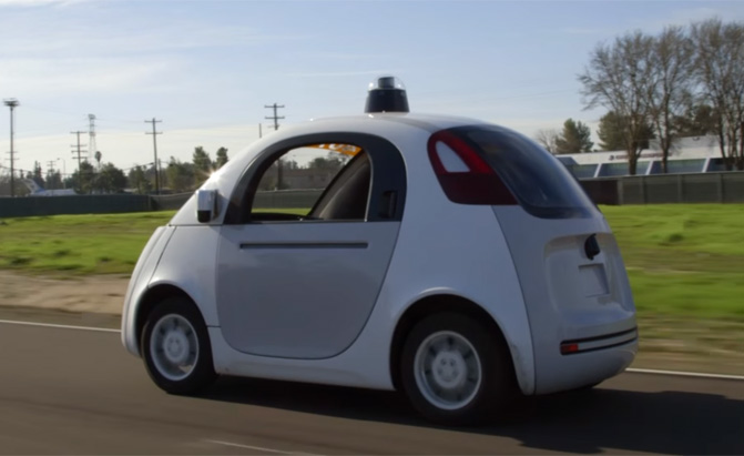 Self-Driving Cars Have Experienced Thousands of Failures During ...