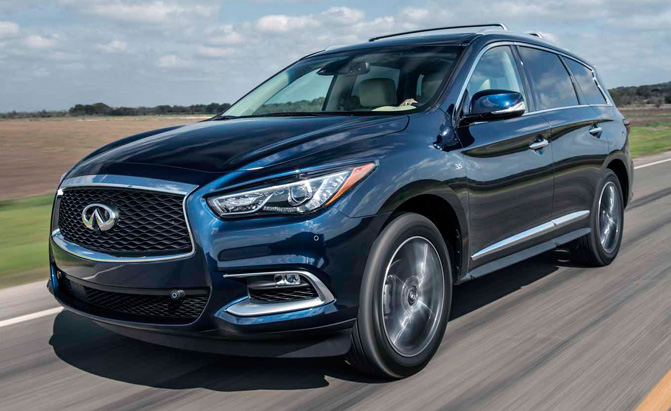 The safest crossovers and suvs you can buy in 2016 for Infiniti qx60 vs honda pilot