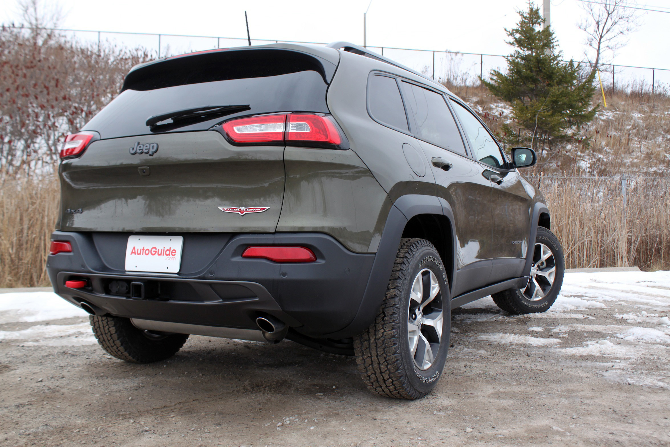 2016 Jeep Cherokee Trailhawk Review 15