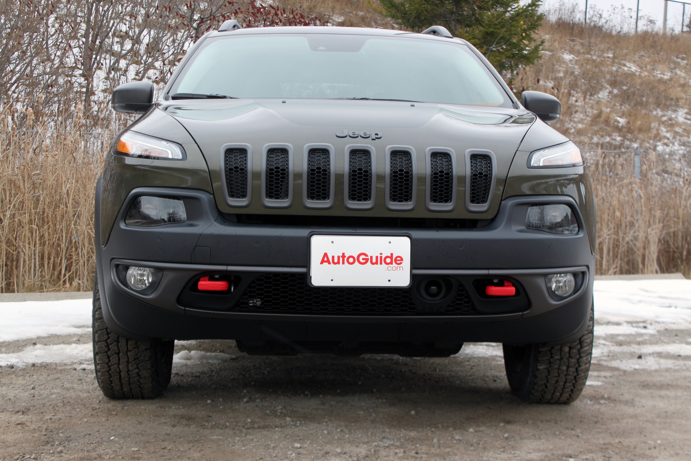 2016 Jeep Cherokee Trailhawk Review 24