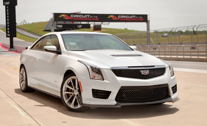 Cadillac Ats V Coupe >> Top 10 Modern Cars That Will be Future Collectibles