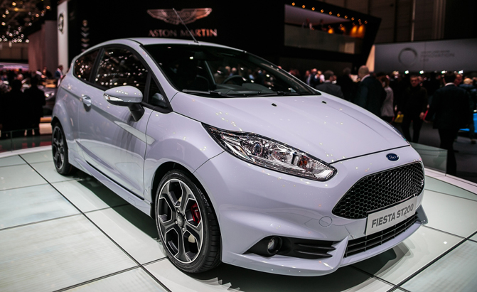 Cheap Car Insurance For Teens >> Ford Fiesta ST200 Announced with 197 HP, 217 LB-FT of ...