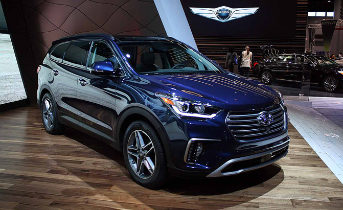 New 2017 Hyundai Santa Fe Video First Look