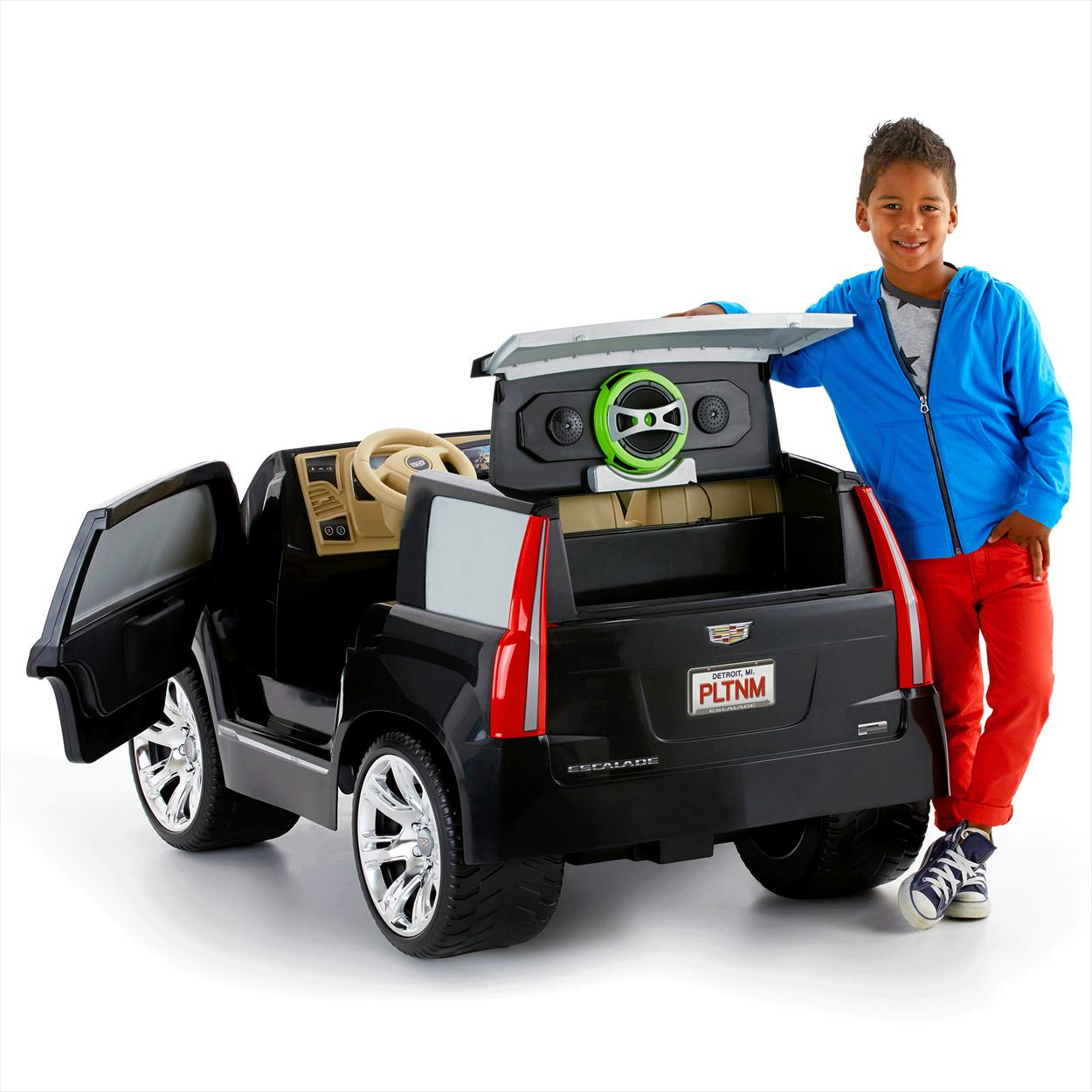 CDD12 Power Wheels Cadillac Escalade D 1 H1250