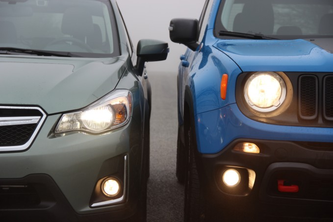 Jeep-Renegade-vs-Subaru-XV-Crosstrek-4
