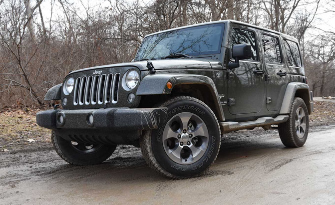 6 Things I Learned Driving The 2016 Jeep Wrangler