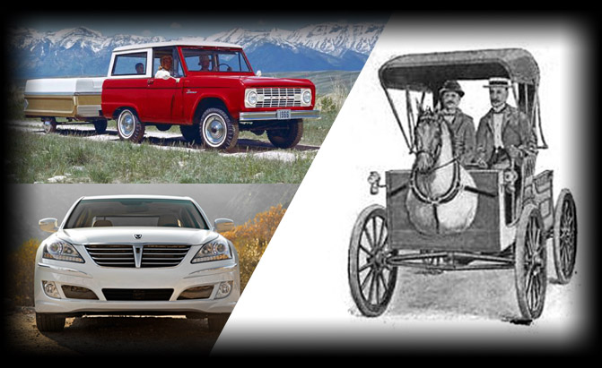 Top 10 Horse-Themed Cars